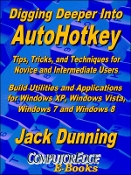 Digging Deeper into AutoHotkey (MOBI for Amazon Kindle)