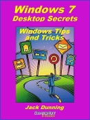 Windows 7 Desktop Secrets Ebook (EPUB for iPad, NOOK, Kobo, etc.)