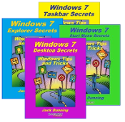Windows 7 Secret Essential Bundle (EPUB for iPad, NOOK, computers, etc.)