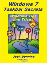 Windows 7 Taskbar Secrets (MOBI for Amazon Kindle)